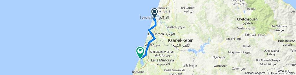 20-01-13 Larache - Moulay Bousselham