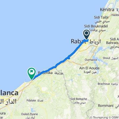 20-01-17 Salé - Mohammedia