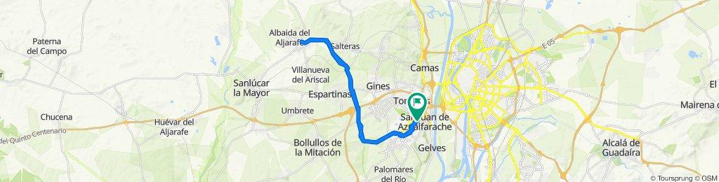 San Juan Olivares