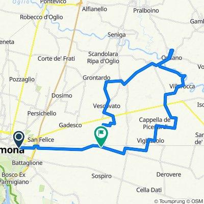 Cremona - Ostiano (anello)