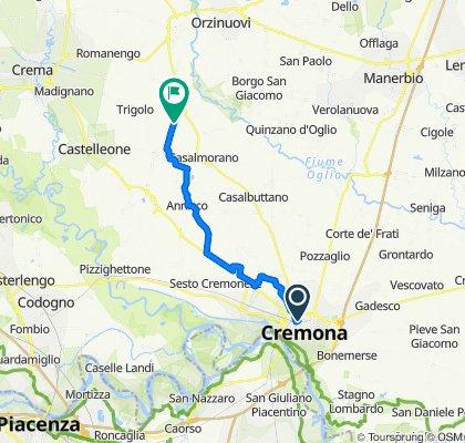 Cremona - Soresina - Ariadello