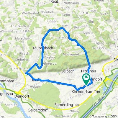 Taubenbach Zoglau