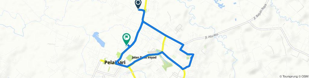 Restful ride in Kecamatan Pelaihari