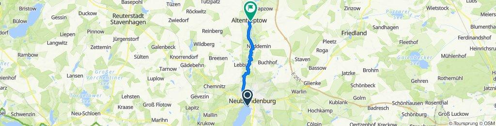 th299 Tollense Neubrandenburg - Altentreptow