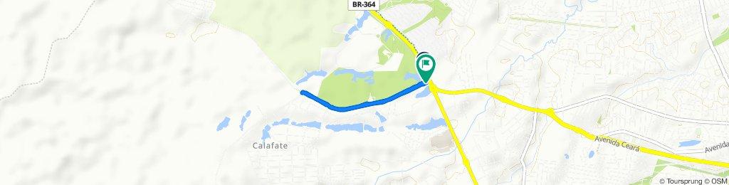 Passeio rápido em Rio Branco