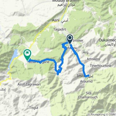 biking day trip from marrakech to atlas mountains