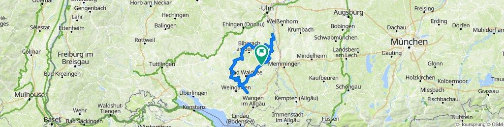 1. Oberschwäbischer Barock-Ritt 2020