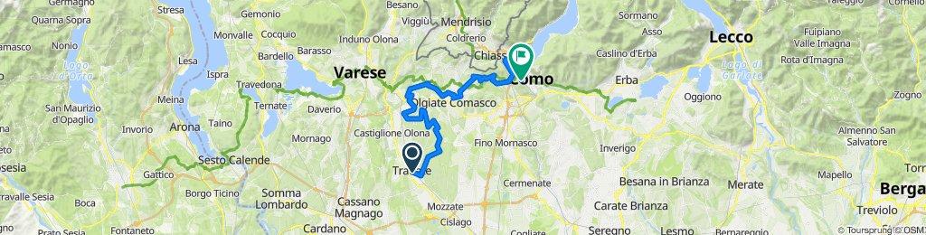 Tradate-ParcoPineta-ParcoLura-Como