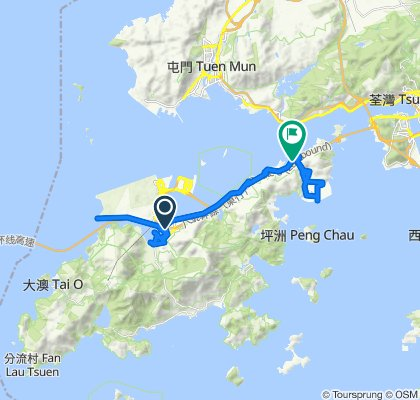 Tung Chung Tour 2020
