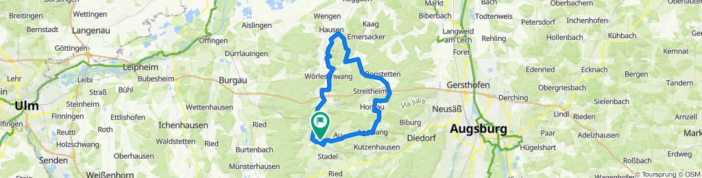 RR - Hegnenbach