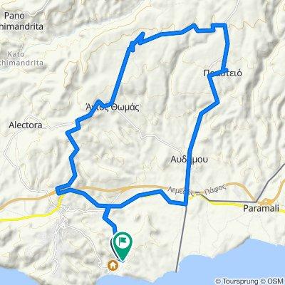 e-asyGo.com Tour 23a Pissouri Bay - Traditional Villages E-Bike Excursion