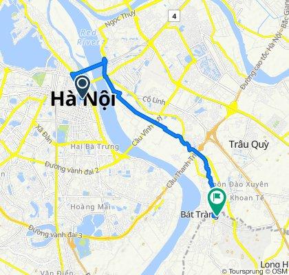 Hoan Kiem to Ecopark