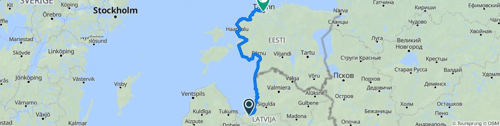 Riga-Tallin