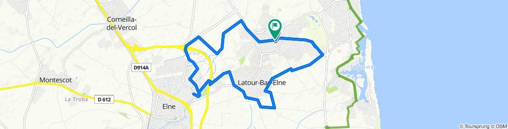 Petit tour par Elne et Latour-bas-Elne