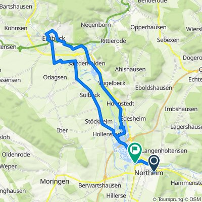 Northeim -- YoungART Einbeck -- Northeim