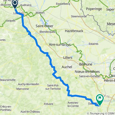 1 / Ardres to Arras