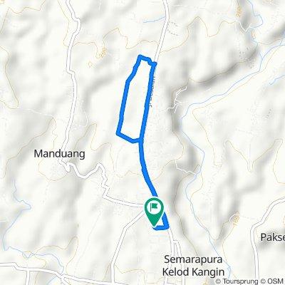 Restful ride in Kecamatan Klungkung