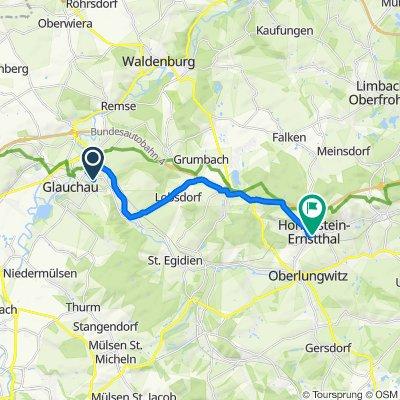 BA-GL3 15 km üb Lobsd B180 Hohenst-Ernstt