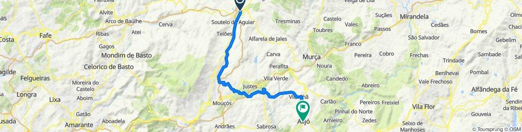 Vila Pouca de Aguiar-Alijó