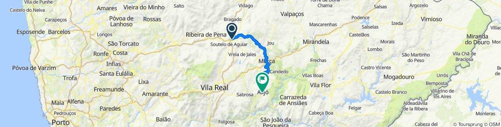 Vila Pouca de Aguiar-Murça-Alijó