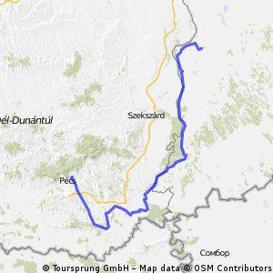 Kerékpárral Rockmaratonra 2.nap