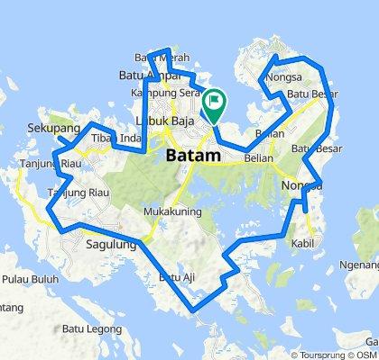 BATAM OUTER RING 2020 (MOUNTAIN BIKE)
