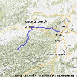 Neulengbach - St.Pölten - Annaberg