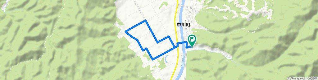 誉コース<マウンテン 冬>