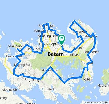 BATAM OUTER RING 2020 (FOLDING BIKE)