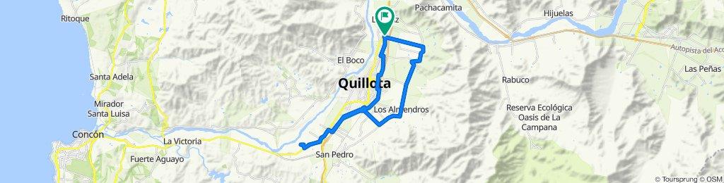 Paseo lento en La Cruz