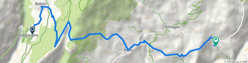 02 Da Pampaneira a Busquistar (via Pitres)
