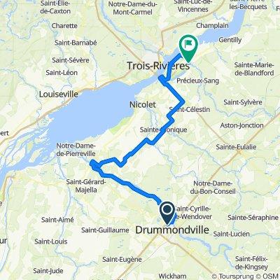 Drummondville-Bécancour