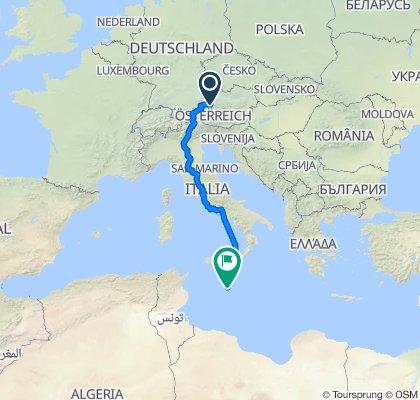 Salzburgo, Áustria - Malta, Itália