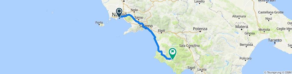 Napoli à Novi Velia, Italy