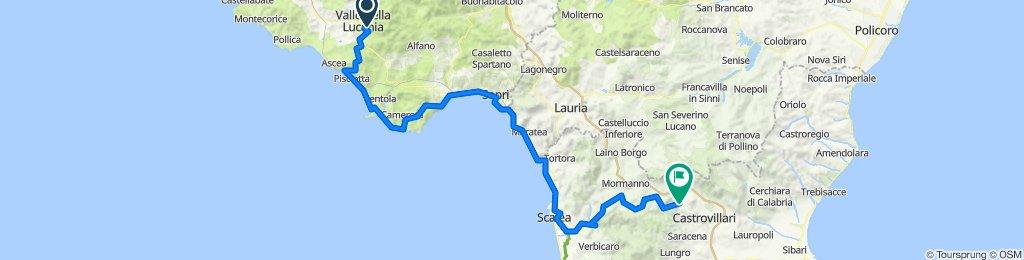 Novi Velia à Morano Calabro, CS, Italy