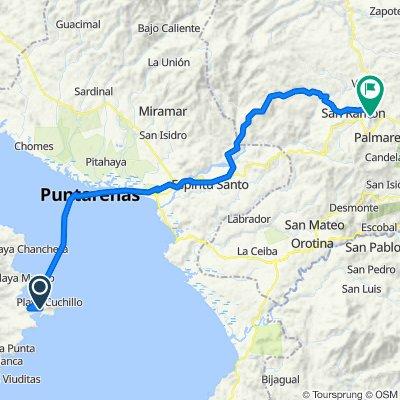 , Puntarenas - San Ramón