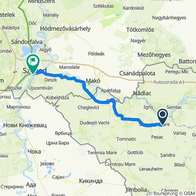Periam-Szeged