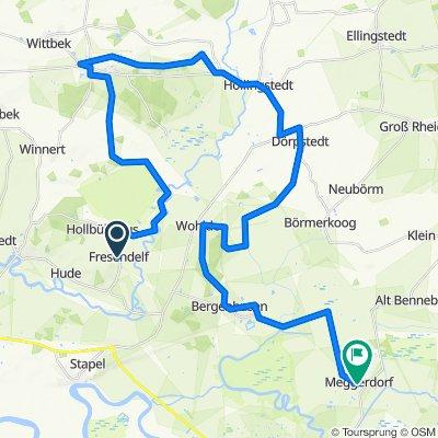 ETS Etappe 4 fresendelf-meggerdorf