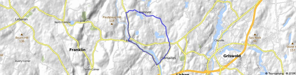 Amgraph Three Village Tour Road Race