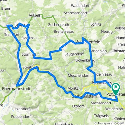 2020 LIMES  Fränk. Schweiz : var. langer 71 km