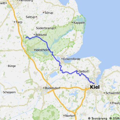 Kiel -Idstedt