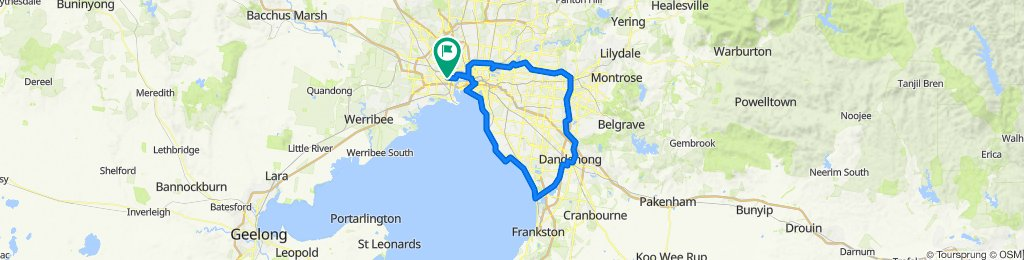 Around the Bay > East link Trail > Home