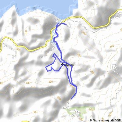Kreta - Fodele