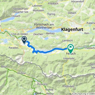 #pilgernauf2rädern Tour 2020 - Etappe 4