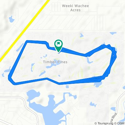 Timber Pines Cycling
