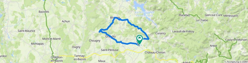 Saint Hilaire - Niault - Blismes