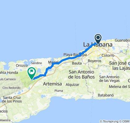 Part 1 Havana to Las Terrazas