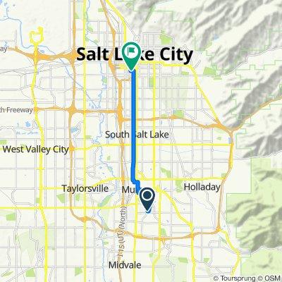 5518 S Willow Ln, Murray to 54 W 700 S, Salt Lake City