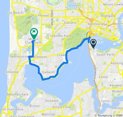 WI - City Ride part B