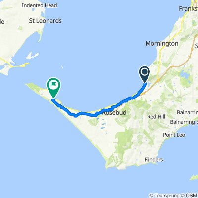 190–197 Marine Drive, Safety Beach to Point Nepean Road, Sorrento